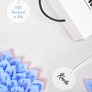light blue tulle petals kinda 3d swimwear bikini with flowers