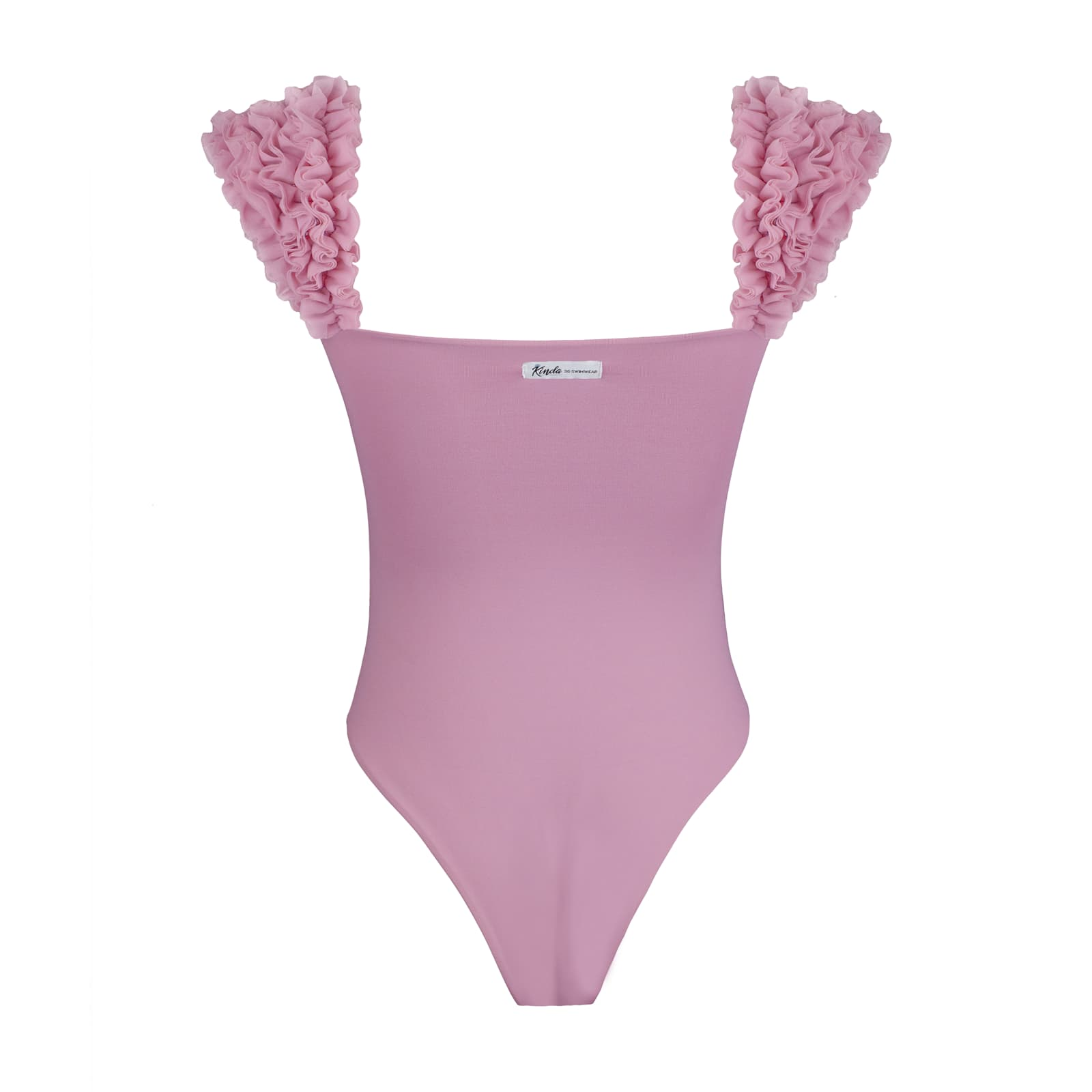 Grace Kinda 3D Swimwear swimsuit bikini with ruffles