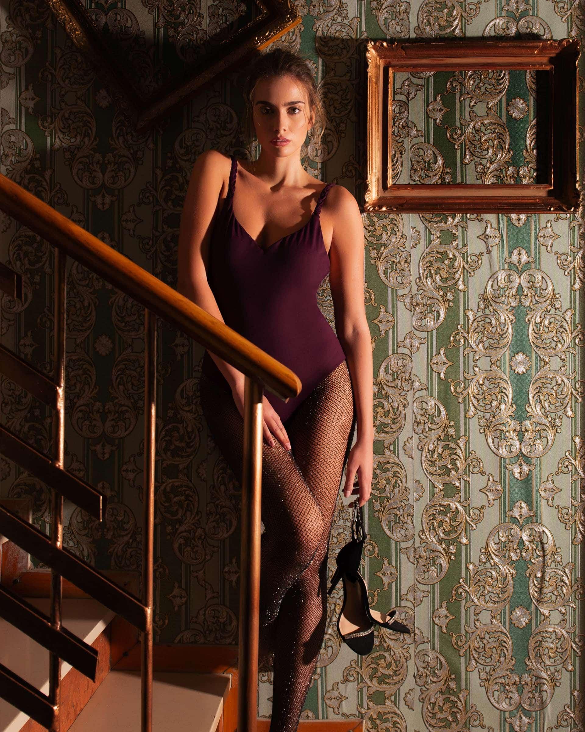 kinda 3d swimwear xmas 2019 collection christmas limited edition swimwear #iamlimitededition christmas bodysuit new year eve bodysuit bikini plum swimsuit plum bodysuit calzedonia