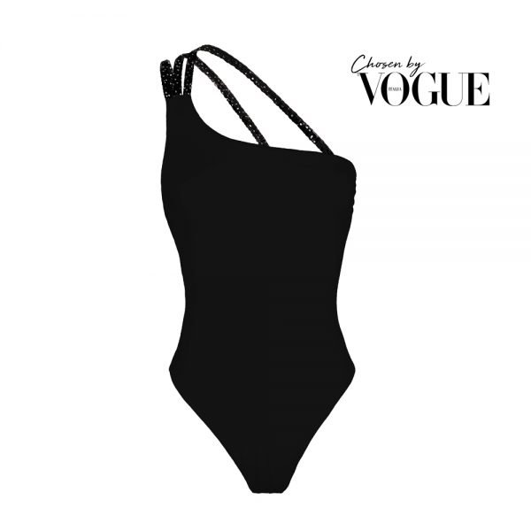 Vogue Italia vogue costumi da bagno vogue best swimwear best black swimsuits best black one piece costumi da bagno 2020 costumi da bagno dmax eureka costumi da bagno costumi da bagno anni 30 costumi da bagno interi 2019 costumi da bagno interi 2020 costumi 2020 costumi 2021 costumi da bagno donna Calzedonia hm oysho kinda swimwear vogue kindaswimwear kinda 3d tulle swimwear black one shoulder swimsuit costume nero monospalla paillettes